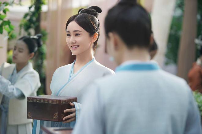 刘芸《上阳赋》饰苏锦儿 自言别被她的清纯欺骗