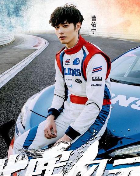《叱咤风云》发布人物海报 众主创酷炫登场