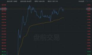特斯拉中国销量5月激增29% 股价盘前转涨1.5%