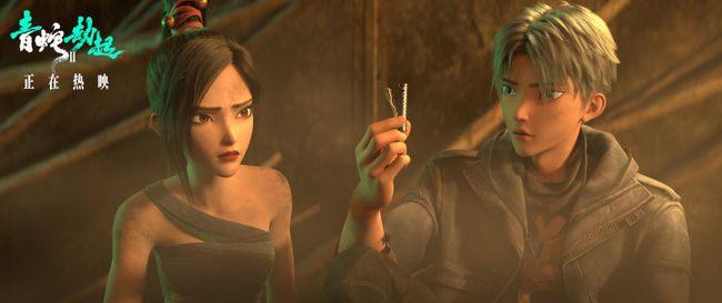 """《白蛇2:青蛇劫起》曝""""双向奔赴"""" 姐妹情引发观众破防"""